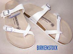 ビルケンシュトックBIRKENSTOCK MAYARI 71051/071051マヤリ白42