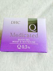 新品格安!DHC《薬用Qクイックジェルモイスト&ホワイトニング》