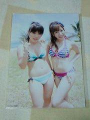 AKB48 Everyday,カチューシャ ソフマップ特典生写真 河西智美・宮崎美穂