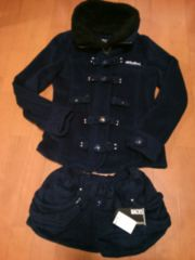 ◆BACKS ◆ジャケットコート&スカパンセット◆