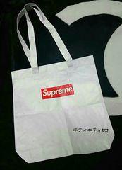 supreme ノベルティ ボックスロゴ  シュプリーム トートバッグ