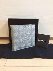 1円 ◆正規品◆ 超美品 シャネル ニュートラベルライン 財布