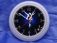 マイケル・ジャクソン 壁掛け時計 3