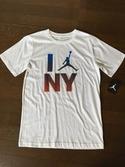 NIKE☆JORDAN ニューヨーク限定Tシャツ・新品 ナイキ