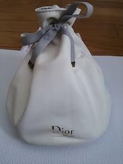 Dior☆巾着ポーチ