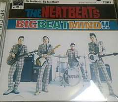 2枚組CD THE NEATBEATS BIG BEAT MIND!! ニートビーツ