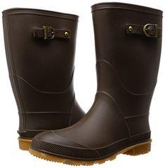 新品S22〜23ブーツ 長靴ブラウン
