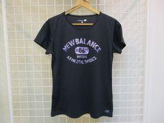 new balance(ニューバランス)レディース半袖スポーツシャツ美品
