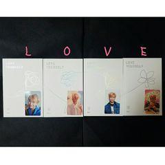 防弾少年団 BTS LOVE YOURSELF 開封済み未再生新品CD RM