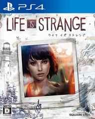 新品即決 PS4 ライフイズストレンジ LIFE IS STRANGE 送料無料