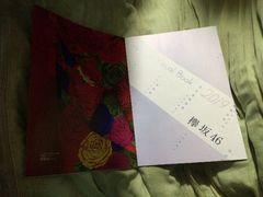 欅坂スペシャルビジュアルブック&ポスター