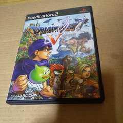 PS2☆ドラゴンクエストV天空の花嫁☆
