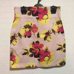 ANAP 花柄タイトスカート