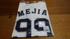 埼玉西武ライオンズ 埼玉プレイヤーズTシャツ 99 エルネスト・メヒア選手 XLサイズ 白