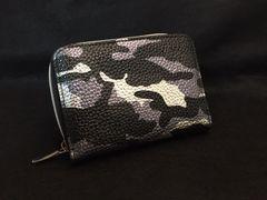 激レア数量限定サルバトーレマーラ可愛い迷彩柄二つ折り財布