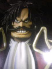 ワンピースDXフィギュアDの称号vol.2ゴールドDロジャーフィギュア  グラメン