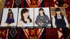 NMB48AKB48渡辺美優紀☆公式生写真〜まとめ売り8枚セット!