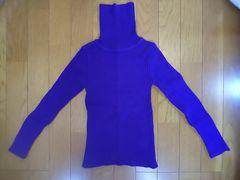 男児 タートルネックセーター