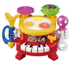 お子様、お孫様の音楽情操教育にディズニー マジカル バンド