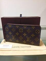 1円 ◆正規品◆ 美品 ◆ ルイヴィトン モノグラム ラウンドファスナ- 財布