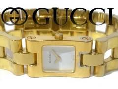 極レア 1スタ★GUCCI グッチ【スイスメイド】2305L 美しい腕時計