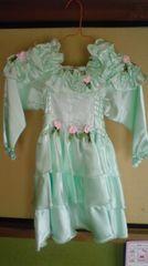 女児用ドレス110�p
