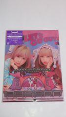 銀魂 OP オープニング LET'S GO OUT AMOYAMO 初回生産限定盤CD+DVD