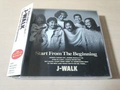 J-WALK CD「START FROM THE BIGINNING」JAYWALK廃盤●