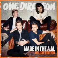 送料無料■新品■Made in the A.M.  [ One Direction ]