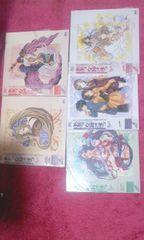 ああっ女神さまっVOL.1〜5【LDレーザーディスク五枚】
