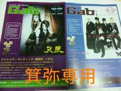 2006〜09年Gab.10冊◆A9/プラ/MSI他◆ラスト1点/14日迄の価格即決
