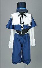 ローゼンメイデン◆蒼星石◆コスプレ衣装