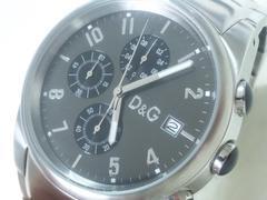 3505/ドルチェ&ガッバーナDG!1番人気サンドパイパーメンズ腕時計未使用