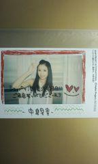 ハロプロ縁日at池上養源寺 特典B・L判1枚 2009.9.12/中島早貴