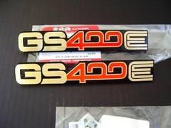 (56)GS400E用の純正サイドカバーエンブレム