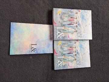 King Prince アルバム L& 初回限定盤A DVD ミュージックビデオ