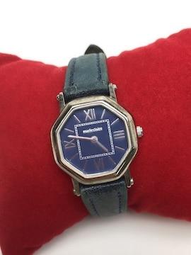 T127 ★ マリクレール レディース 腕時計 電池交換済み