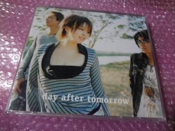 君と逢えた奇蹟(DVD付) day after tomorrow