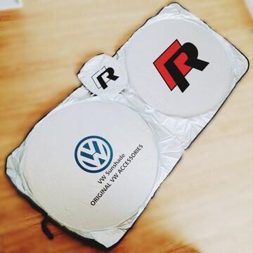★USDM VW サンシェード 日よけ フォルクスワーゲン R