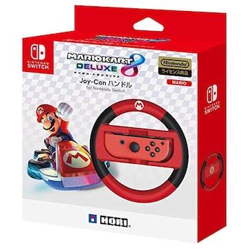 【Nintendo Switch対応】マリオカート8 デラックス Joy-Conハ