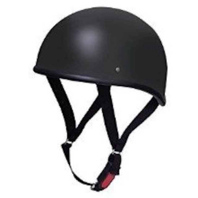 ★送料無料★ 半ヘルメット ブラック FREE 他サイズ有 < 自動車/バイク