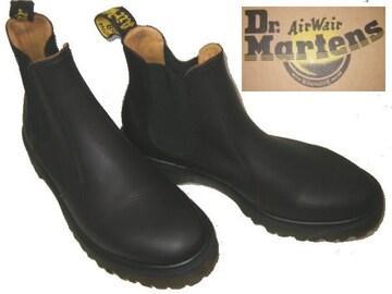 ドクターマーチン チェルシー サイドゴア ブーツ297615271001uk8