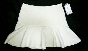 新品 定価5076円 ROPE' PICNIC ロペピクニック スカート 白 M