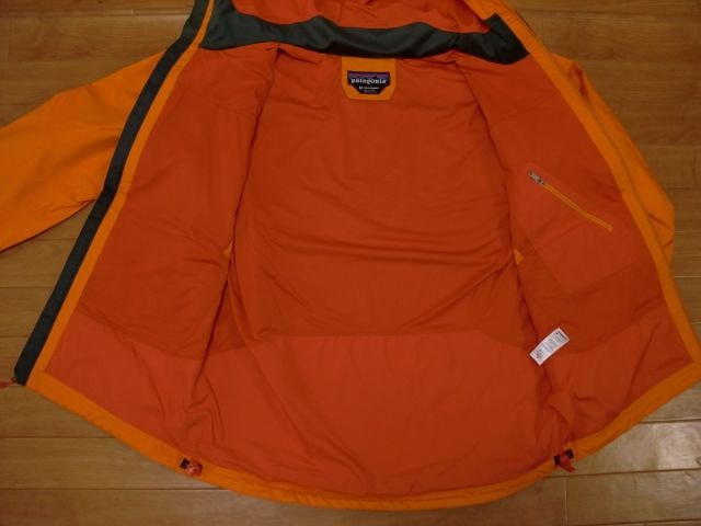 PATAGONIA パタゴニア ストームジャケット Mサイズ < ブランドの