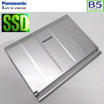 B5【送料込】爆速SSD/カメラ【Ci5-2.9/DVD焼/USB3.0】Office2016