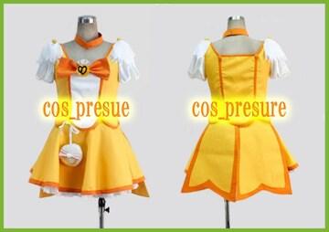 スマイルプリキュア!黄瀬やよい ◆コスプレ衣装