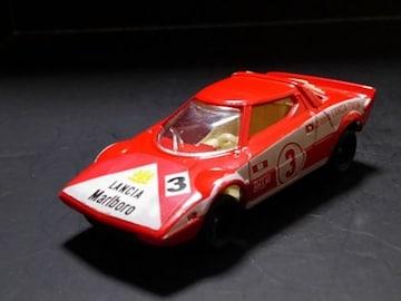 希少1977年製黒箱トミカランチャストラトスHFレーシング