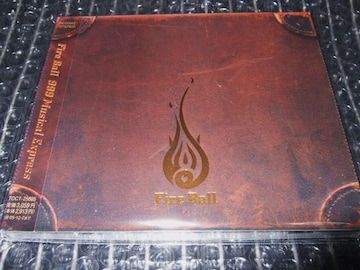FIRE BALL/999 MUSICAL~ 新品(CHOZEN LEE)