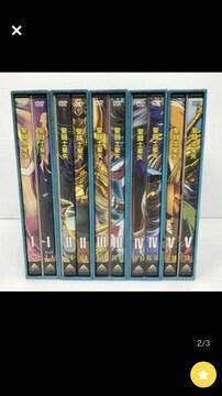 DVDBOX  聖闘士星矢 全巻セット
