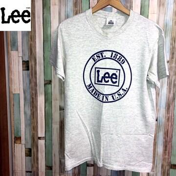 LEE ビッグデザインTシャツ